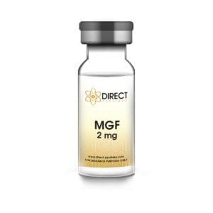 MGF 2mg - Peptide Vial
